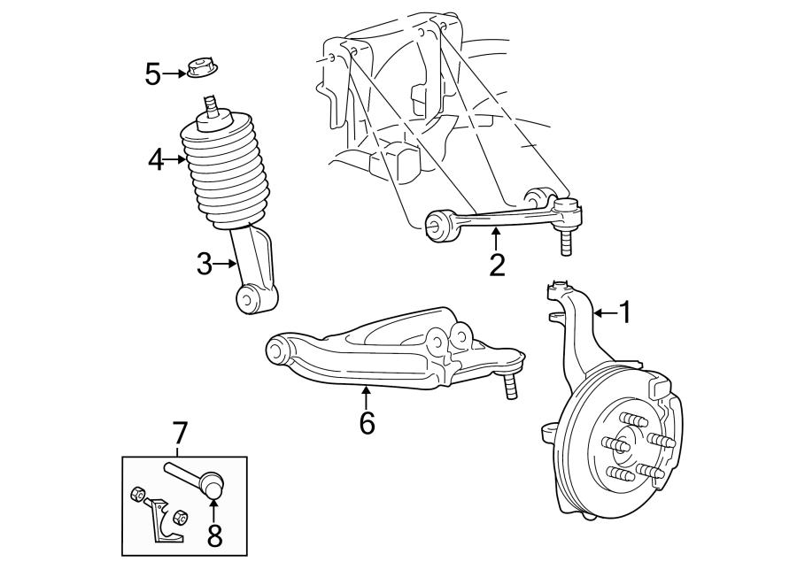 [DIAGRAM] 2003 Lincoln Navigator Suspension Diagram FULL
