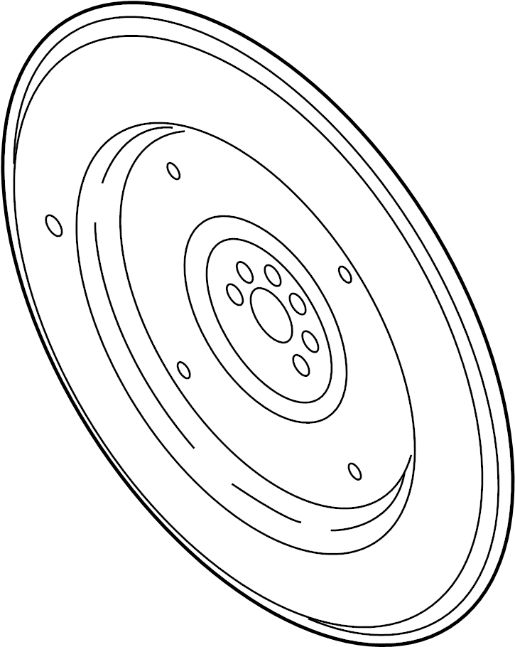 Ford Mustang Automatic Transmission Flexplate. FLYWHEEL