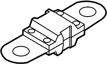 Ford Transit Connect Fuse. Circuit. Breaker. Main. Maxi