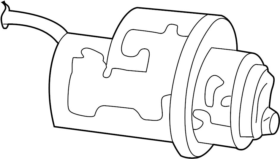Ford Windstar Socket. Wire. Lamp. Bulb. 1997, side marker