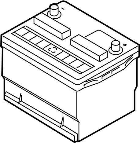 Mercury Colony Park Vehicle Battery. Amp, LITER, CYLINDER
