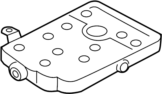 Lincoln Navigator Transmission Filter. AUTO, LITER, GAS