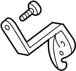 Ford Ranger Arm. Shifter. Transmission. Selector. Linkage