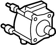 Lincoln Navigator A/c compressor. Repair, make