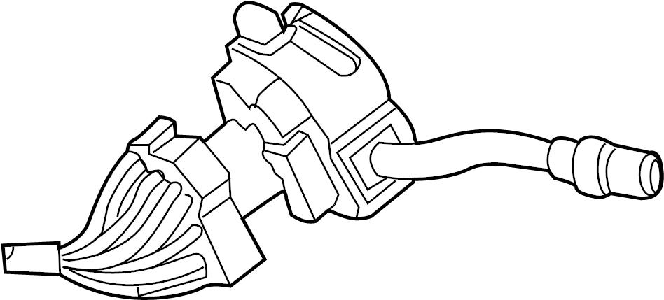 Ford Ranger Combination Switch. Steering, WHEEL, TILT