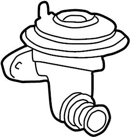 Ford F-150 Egr valve. Liter, emission, repair