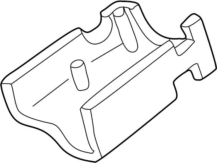 Ford F-450 Super Duty Steering Column Cover. Tilt, Wheel