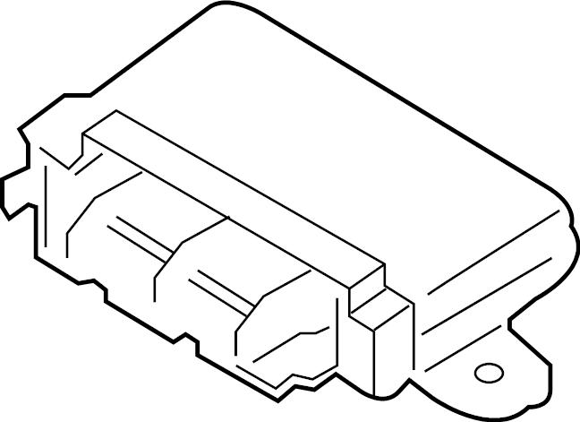 Ford F-250 Super Duty Mobile Phone Control Module. MODULES