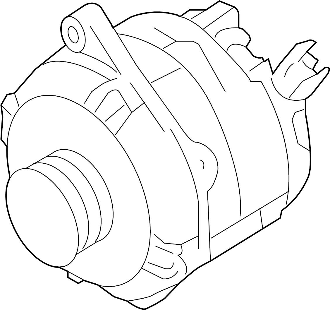Lincoln Mkz Alternator Liter Cooled Seats