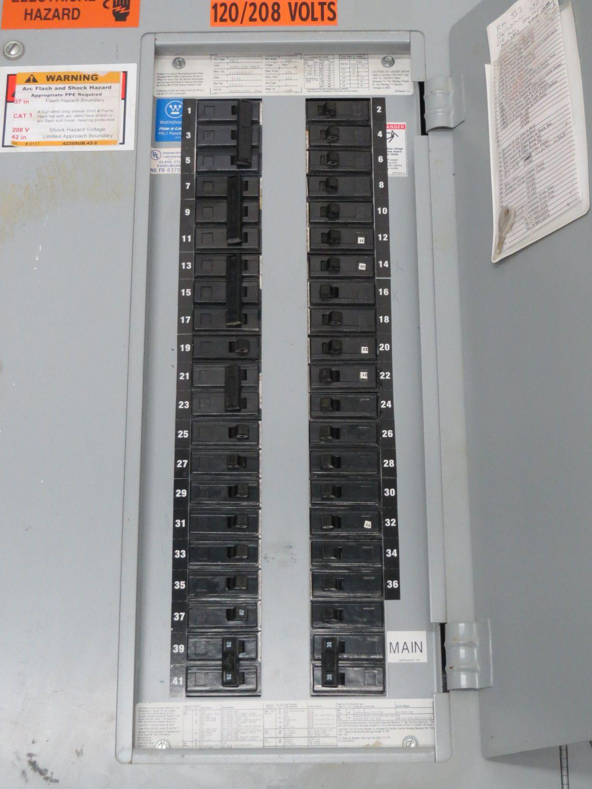 208V Single Phase And 208V 3 Phase • OEM Panels