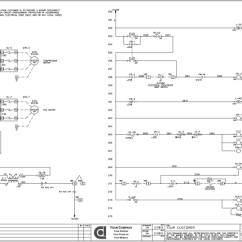 Electrical Control Panel Wiring Diagram Tropical Rainforest Design Basics Oem Panels Nema 7 Schematic