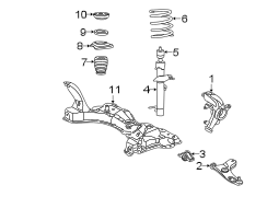 Genuine 2002 Ford Focus S2 Wagon 2.0L Zetec M/T Parts