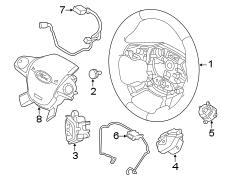 Genuine 2012 Ford Focus S Sedan 2.0L Duratec M/T Parts