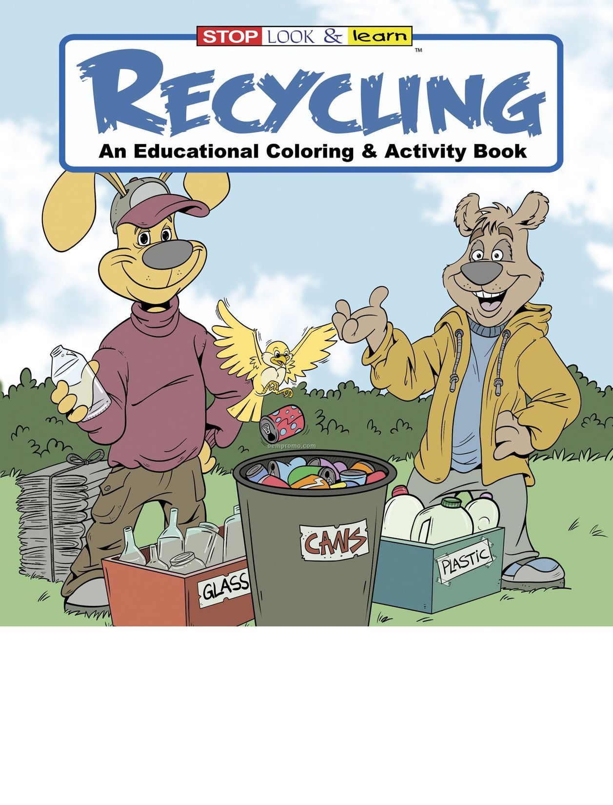 Recycling Coloring And Activity Book China Wholesale Recycling Coloring And Activity Book