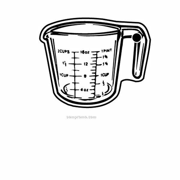 Measuring Cup Coloring Pages