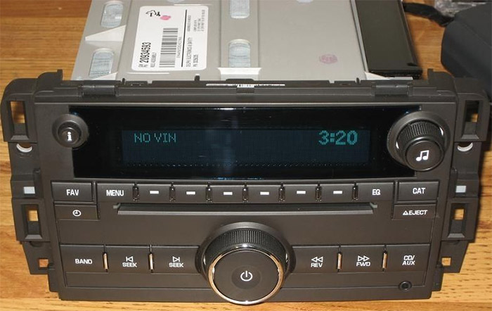 1993 Gmc Stereo Wiring Diagram Oem Radios Vehicle Radio Amp Electronic Original