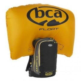 BCA Float throttle airbag Rental - inflated