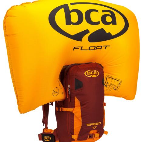 Float 17 Airbag Rental