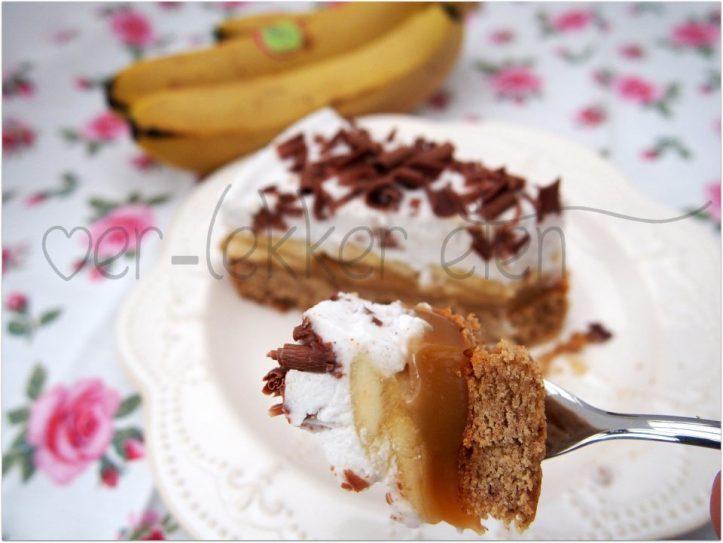 Paleo Banoffee Pie
