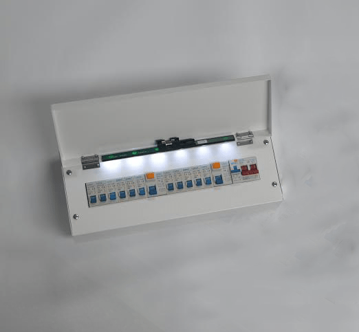 Wiring Diagram For A Rcd Unit