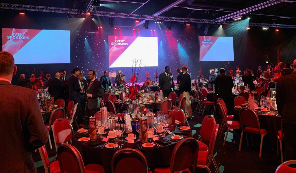 OES attends IADC North Sea Chapter Safety Awards