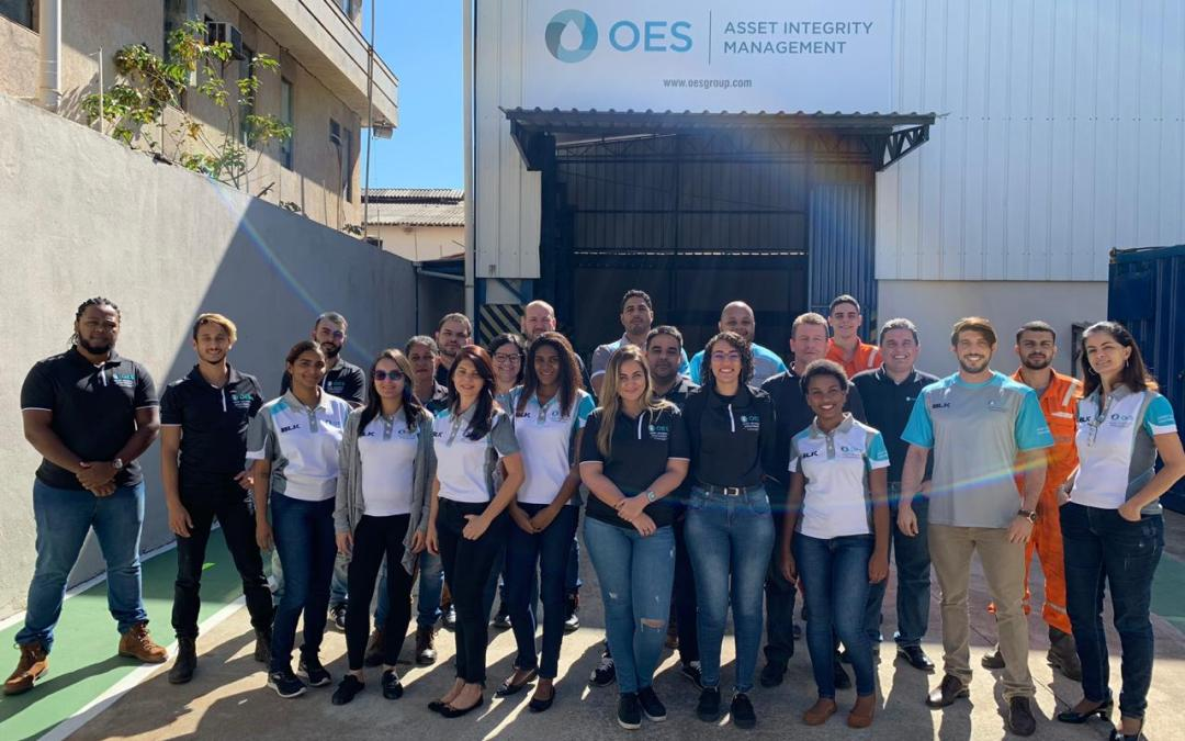 OES Brasil Celebrates 10 Year Anniversary