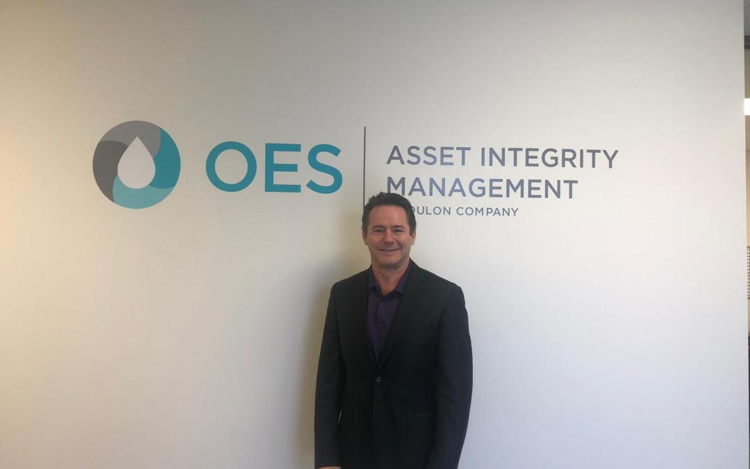 OES Appoints Jimmy Larsen VP Business Development in Americas