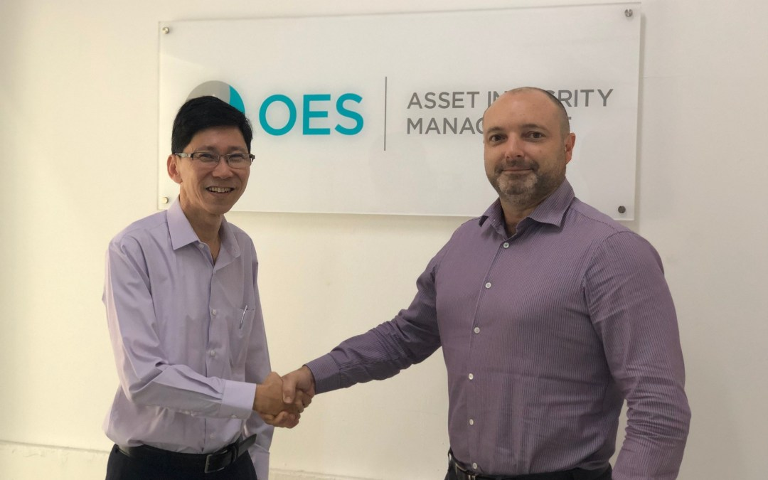 OES Announce Appointment of Warren Seah in Asia and Australasia