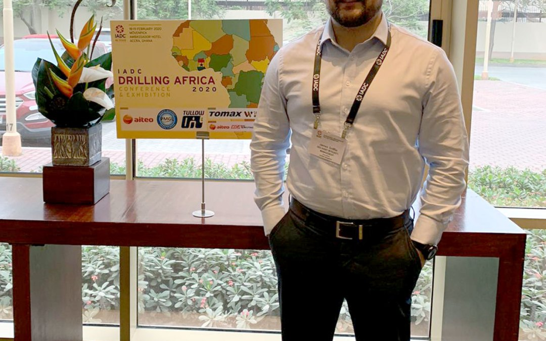 OES Attends IADC Drilling Africa in Ghana