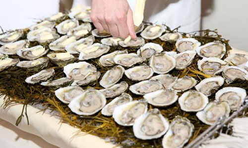 'Echte liefhebber eet oester puur'
