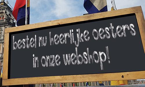 NIEUW: De Oester Webshop!