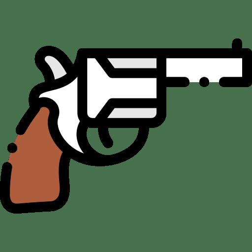 pistola vaquera