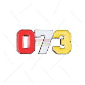 073 Oeteldonk Pin - Oeteldonk Emblemen