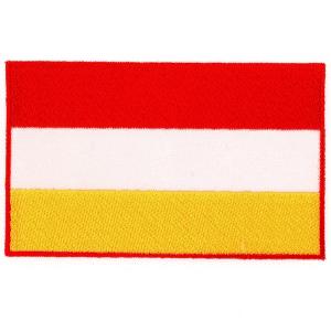 Oeteldonk vlag strijkembleem