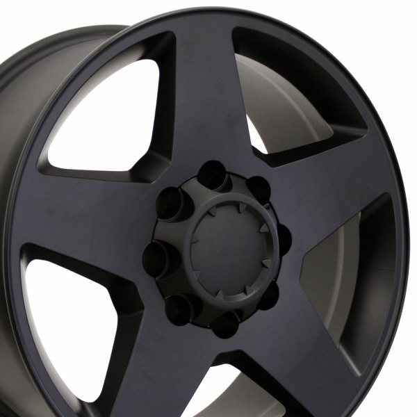 20x8.5 Rim Fits 8-lug 2500 3500 Silverado Style Satin