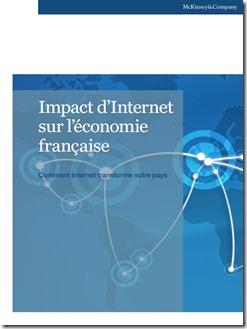 Limpact Conomique De LInternet En France