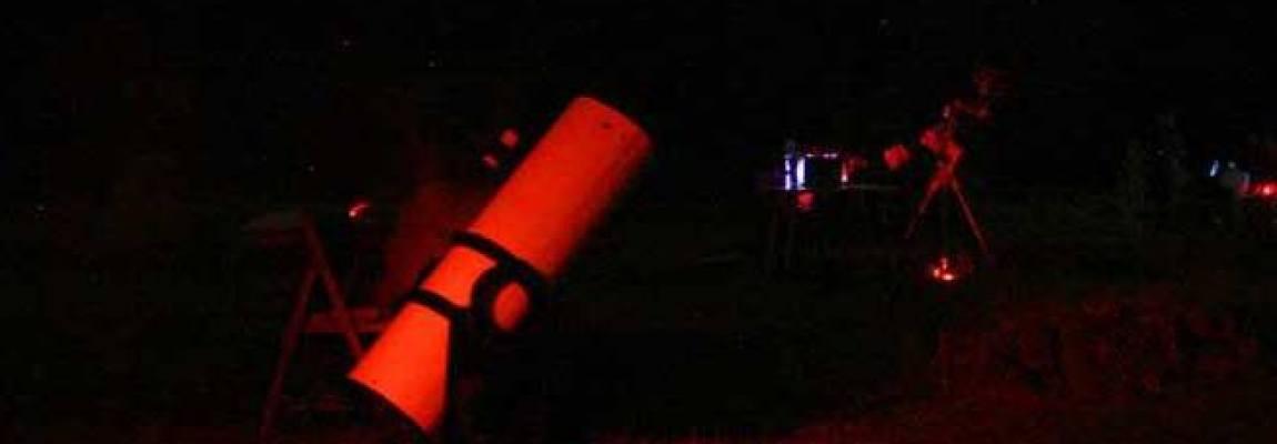 Παρατήρηση στην πράξη με τα τηλεσκόπια του ΟΦΑ