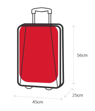 bagagem-cabine-iberia