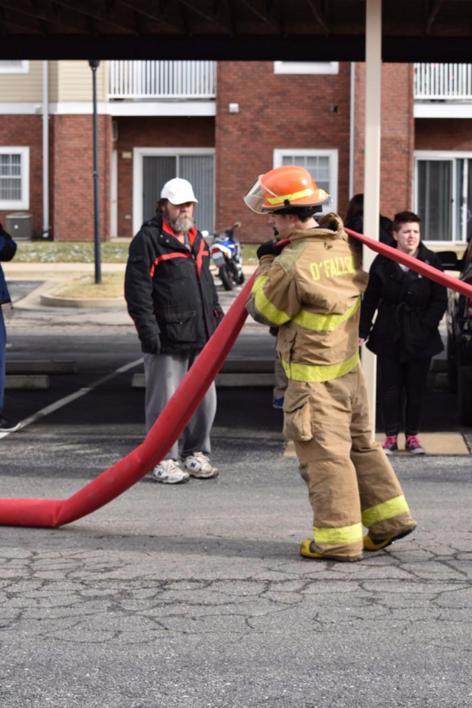 Junior Firefighters Program  OFallon Fire Protection District