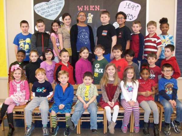 Delores Moye Elementary Names Character Students