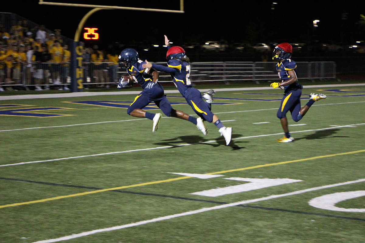 Scenes from the BlueGold Kickoff 2016  OFallon Weekly
