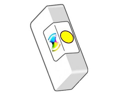 Epson T0444 Cartuccia inkjet giallo compatibile alta