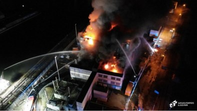 OVHCloud in fiamme