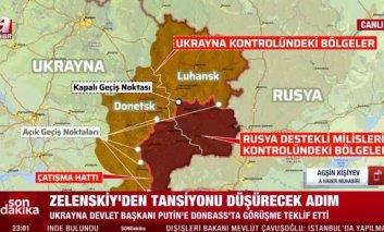 Donbass: livello di allerta massimo in Ucraina