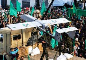 drone iraniano Ababil 3 a Gaza