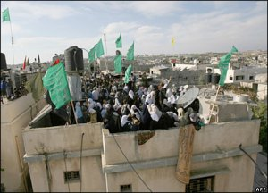 Scudi umani a Gaza