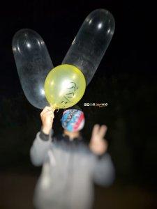 palloni esplosivi da Gaza
