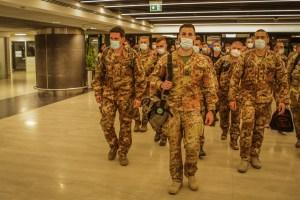 Afghanistan: Rientro dei militari italiani