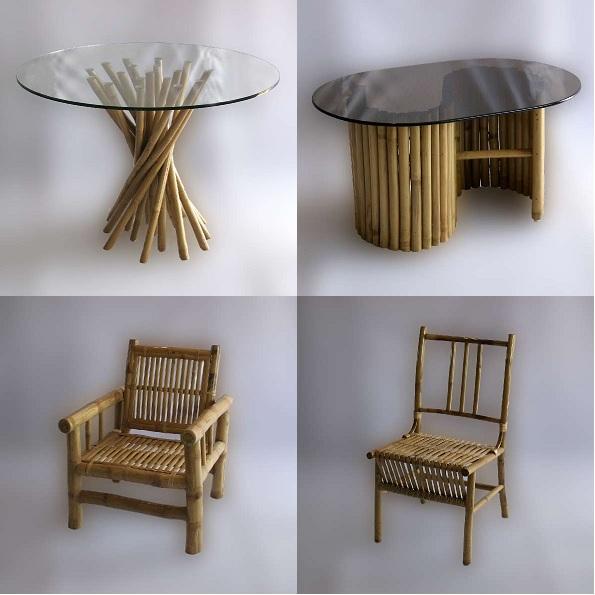 Bamboo Furniture Design  Interior Design Ideas  Ofdesign