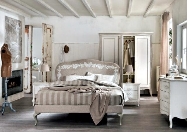 Nello stile di squallido fai un soggiorno e una camera da letto. Room In Shabby Chic Decorating Style Introduced A Touch Of Romance Interior Design Ideas Ofdesign
